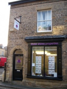 Three Shires Properties office